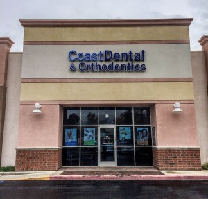 Medical Coast Dental Channel Letter