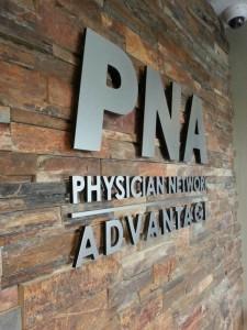 Medical PNA Interior Impact Logo