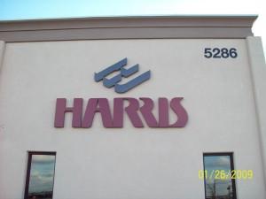 Miscellaneous Harris Construction Dimensional Letter