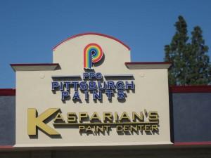 Miscellaneous Kasperian Paint Channel Letter