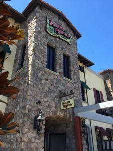 Restaurant Figueroa Mountain Brewing Channel Letter on Backer