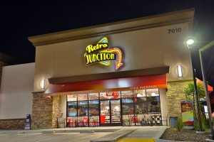 Restaurant Retro Junction